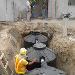 Recuperation d'eau de pluie commercial abordable
